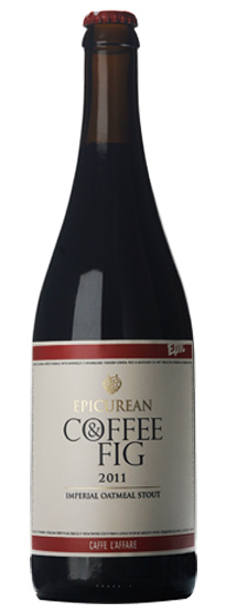 Epicurean Coffee & Fig Imperial Oatmeal Stout