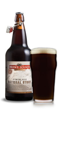 Howe Sound Diamond Head Oatmeal Stout
