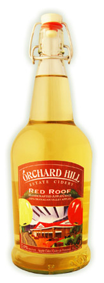 Orchard Hill Red Roof Handcrafted Apple Cider