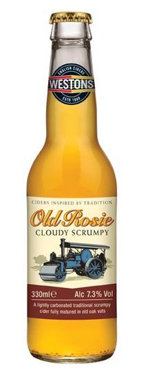 Weston's Old Rosie Scrumpy Cider